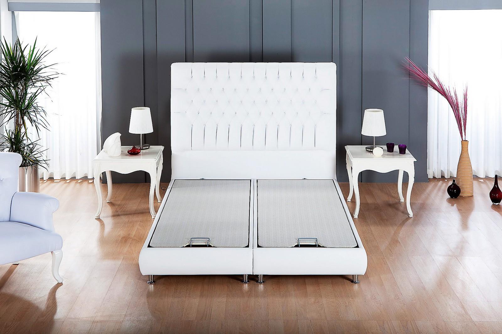 Säng med förvaring-Dizaynia King