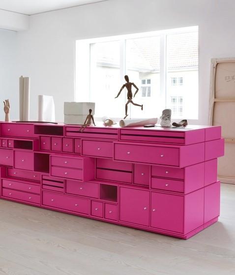 Montana Pink Storage