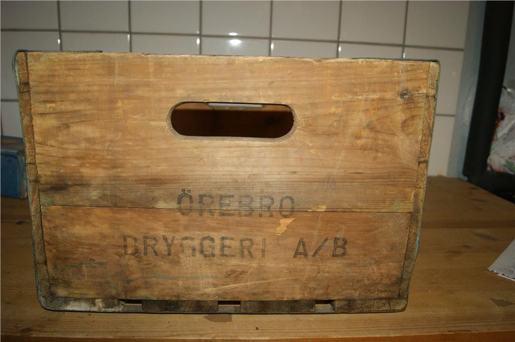 Träback Örebro bryggeri