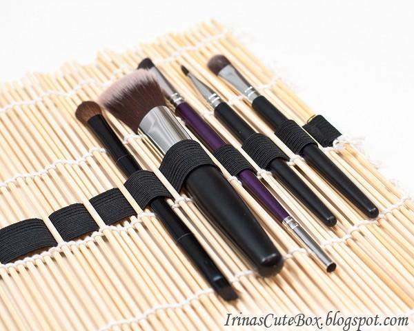 förvaring brush organizer