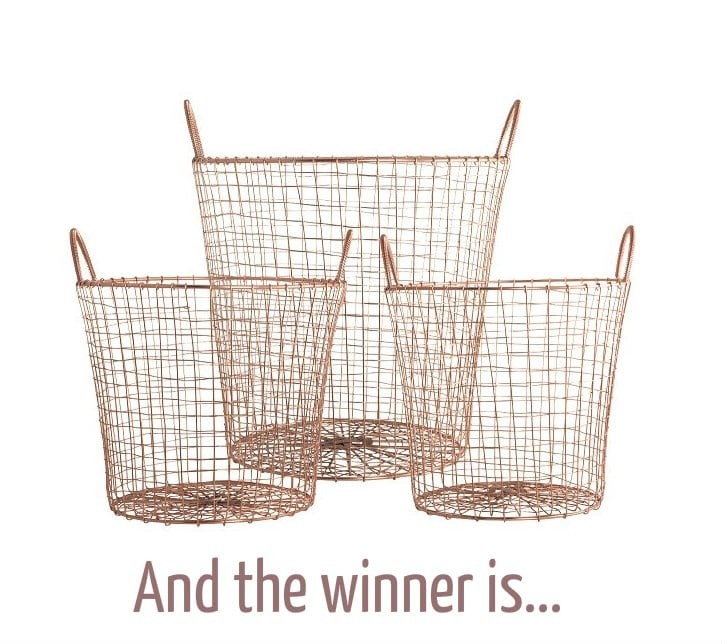 Vinnare i tävlingen med Confident Living