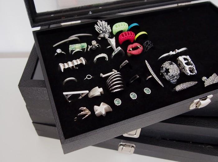 smyckesförvaring-lager på lager