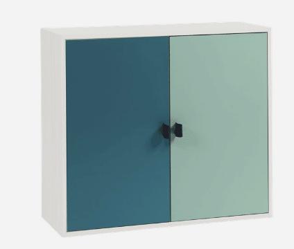 Skåp 29 cm - två dörrar