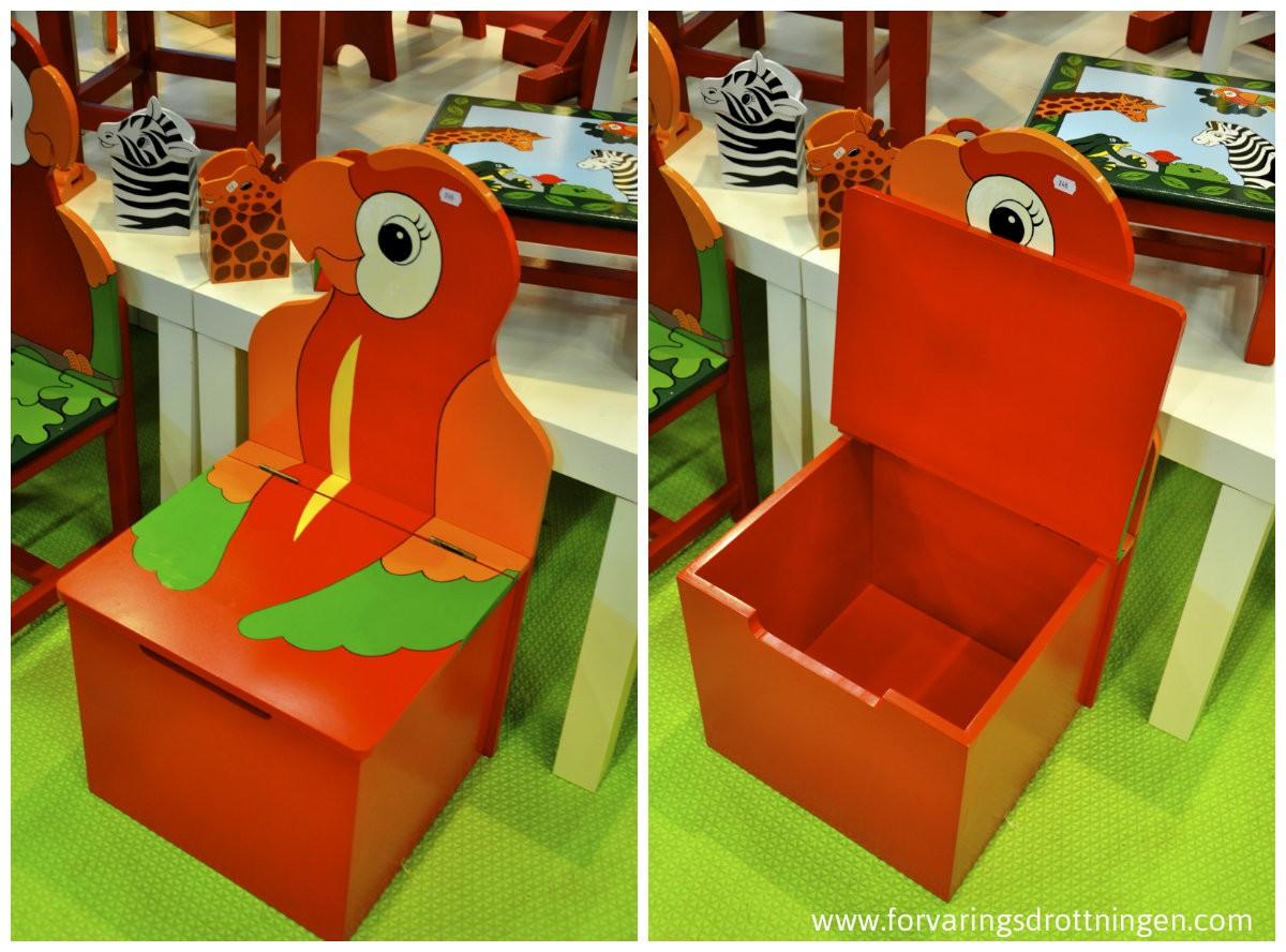 Sittplats med förvaring barnrum - Fairwood.se