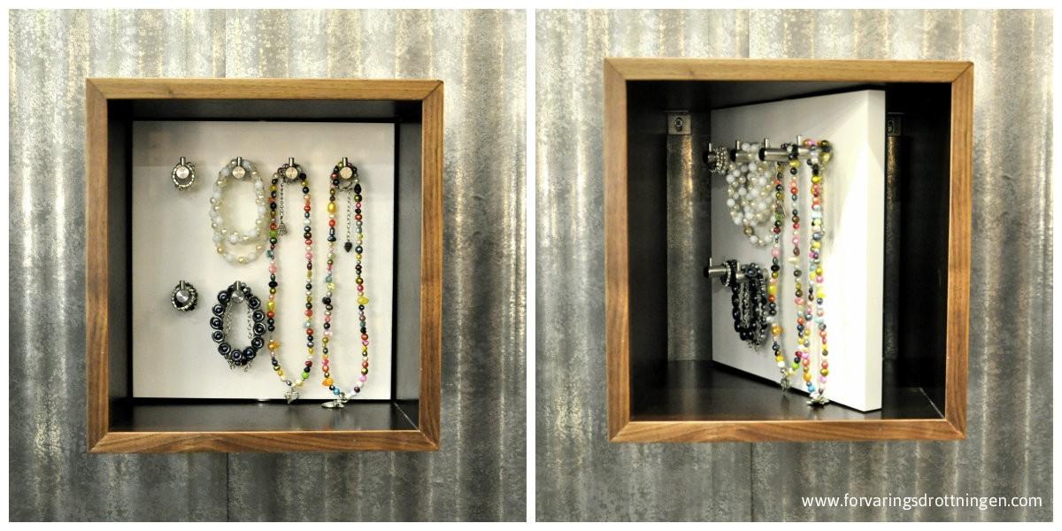 nyckelskåp och smyckeskåp