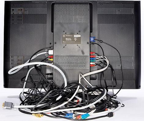 ta bild på din elektronik innan du kopplar loss det