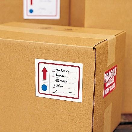 tips för smart flyttpackning