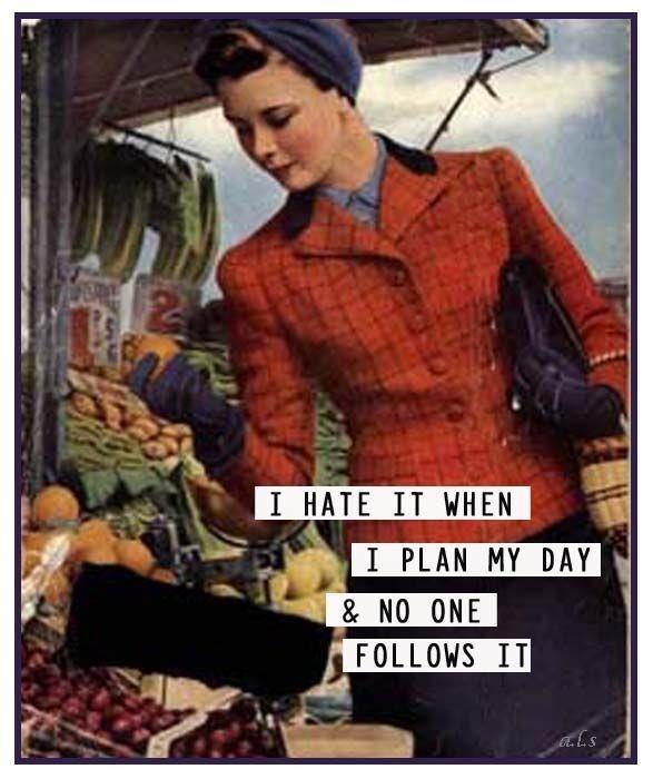 planera din dag