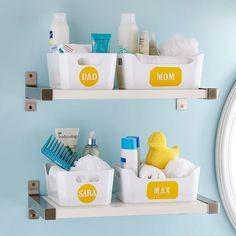 prylfritt kring badkaret eller duschen