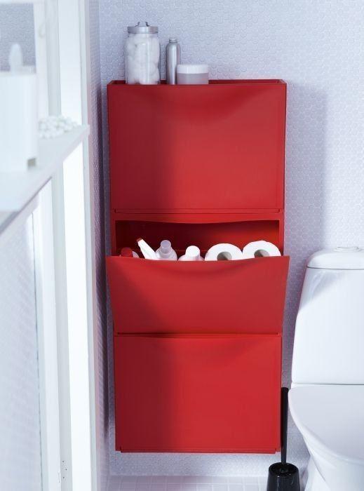 förvaring toalettpapper