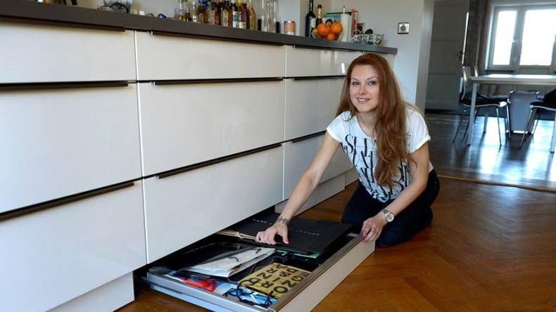 TT intervju hos förvaringsexperten och bloggaren Förvaringsdrottningen