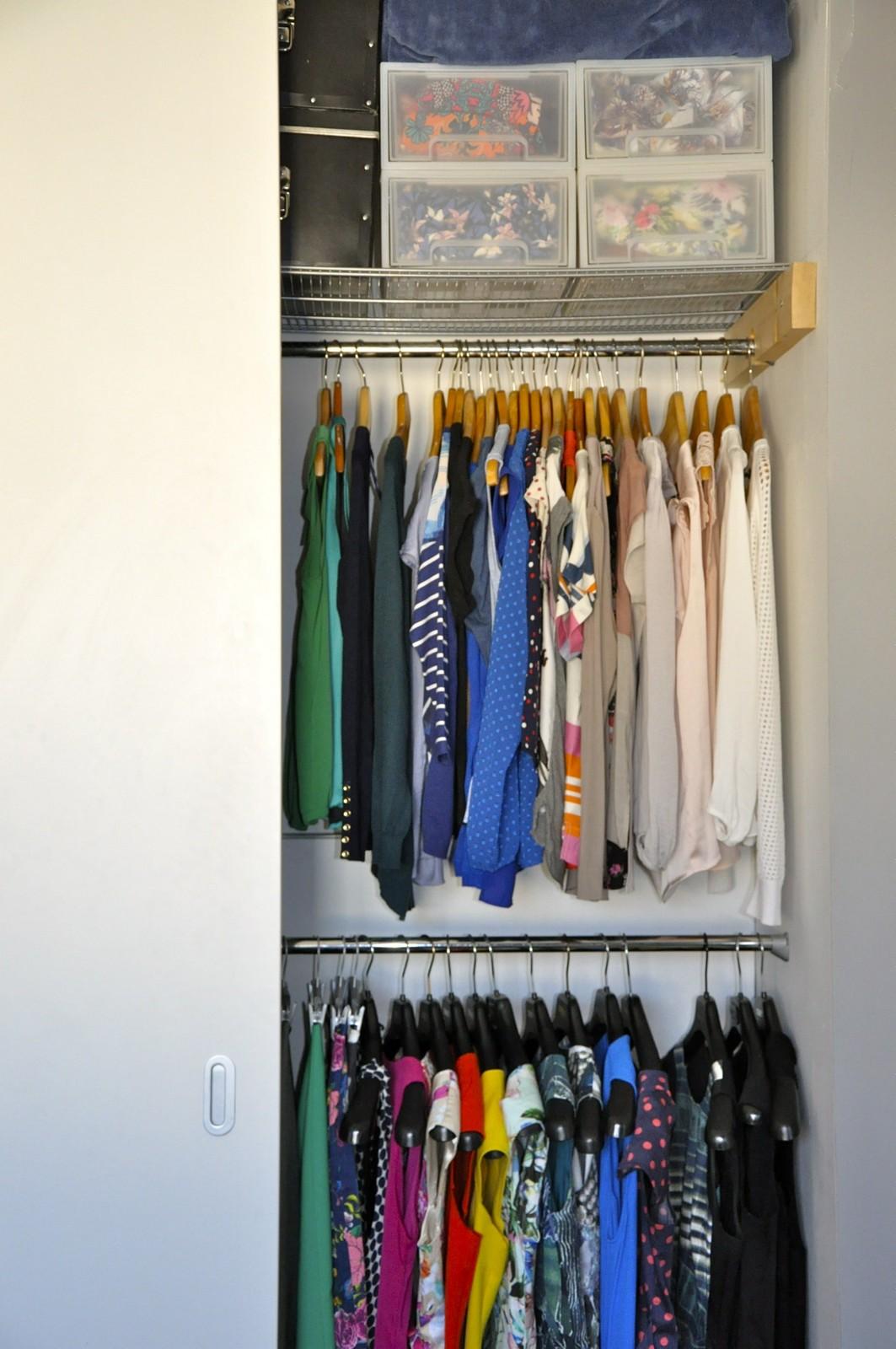 säsongsanpassad förvaring ger dig mer plats i garderoben