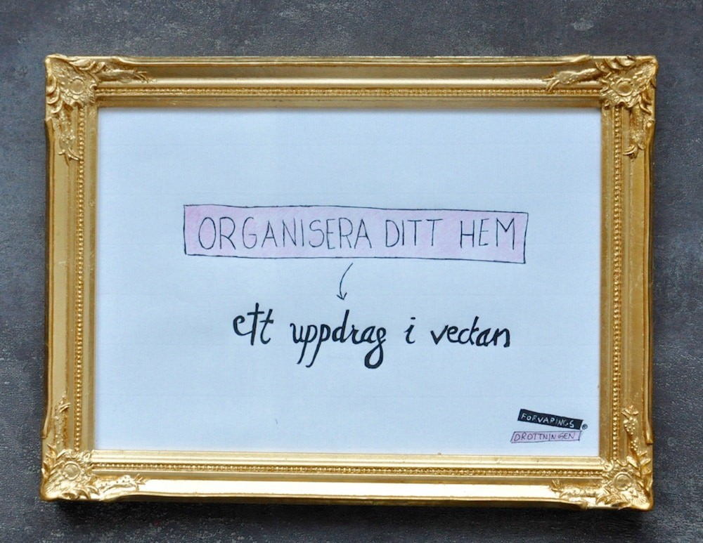 Organisera-ditt-hem-ett-uppdrag-i-veckan