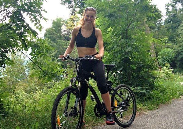 träna Paulina Draganja
