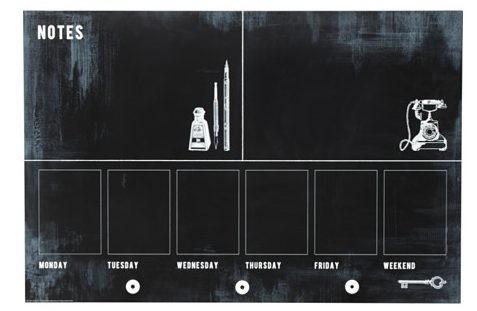 Målarna planeringstavla IKEA