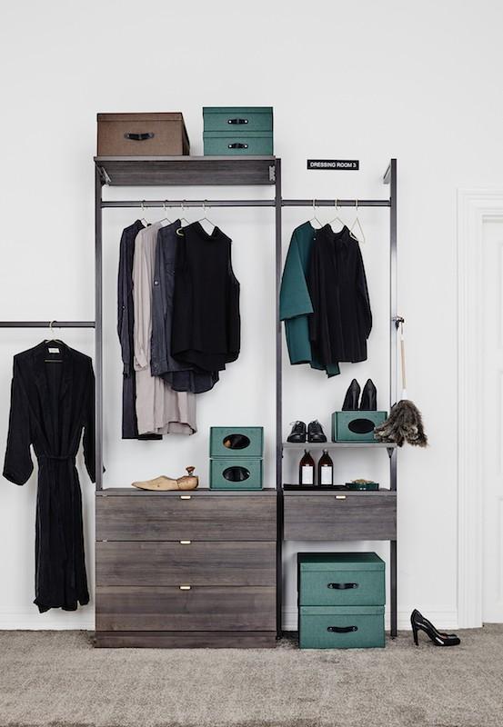 VORE garderob tfä